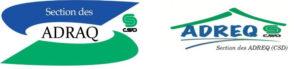 Logo ADRAQ-ADREQ